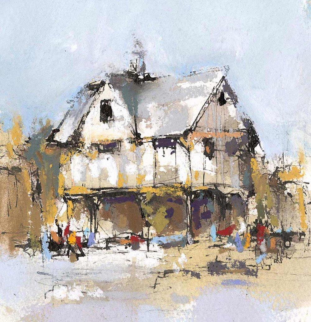 Old Grammar School Market Harborough