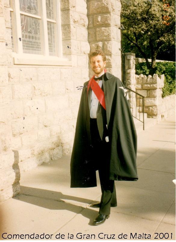Comendador de la Gran Cruz de Malta 2001.jpg