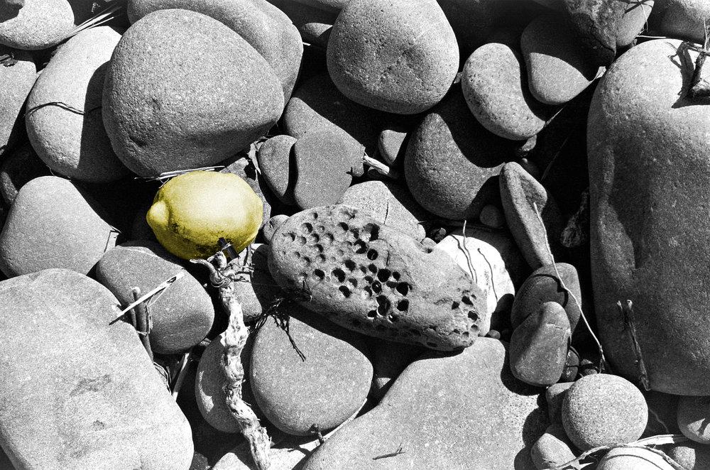 Rocks & Lemon -