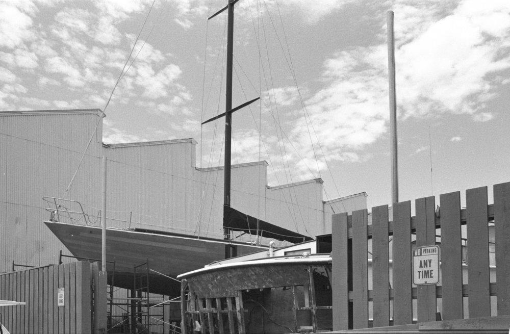 Boat, Newport Beach -