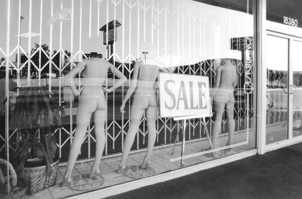 Sale Window -