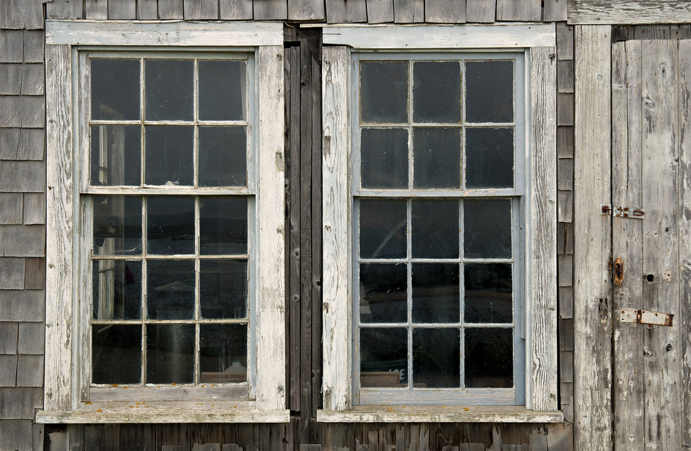 2 Windows, Shed -
