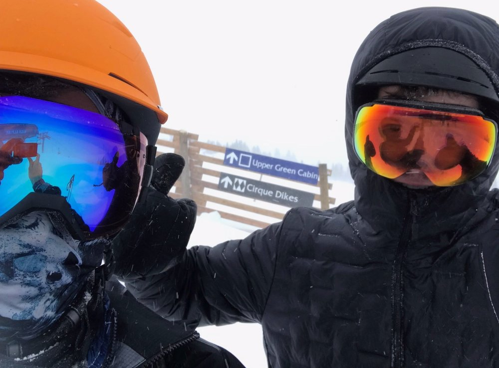 February 2nd, 2019 : Jim was at the Winter Conference on Brain Research in Aspen, Colorado. He gave two presentations, one on prefrontal cortical regulation of memory, and the other on thalamic regulation of cue-reward processing.