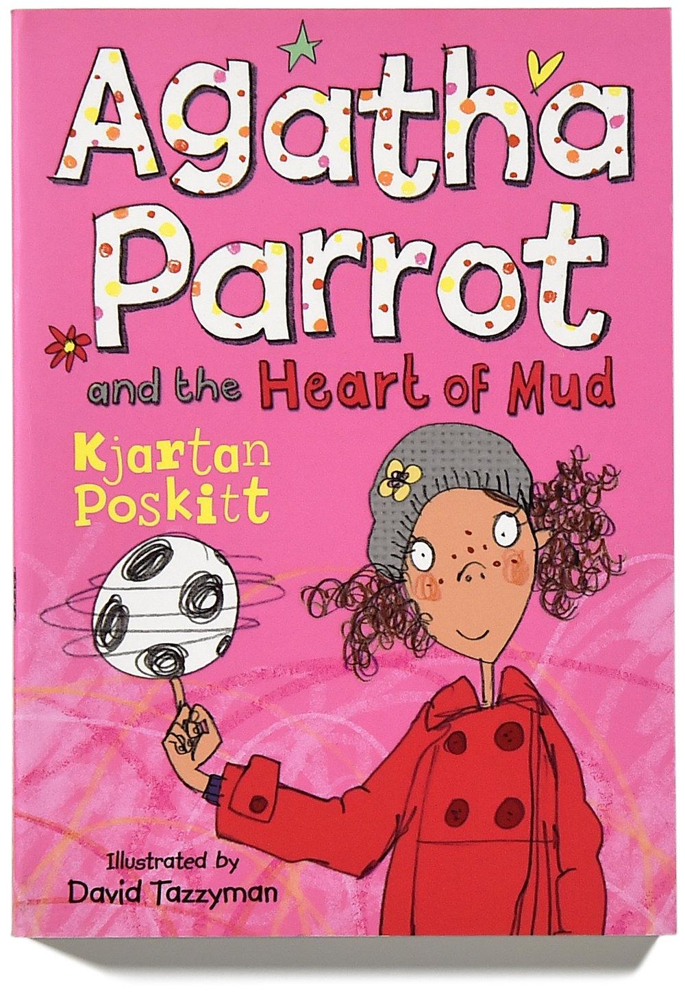 Agatha Parrot series