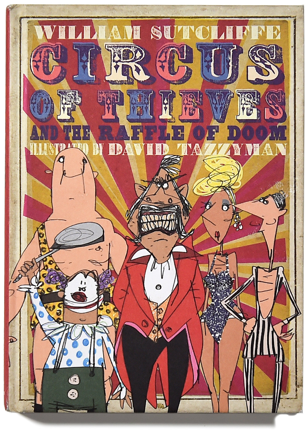 Circus of Thieves series