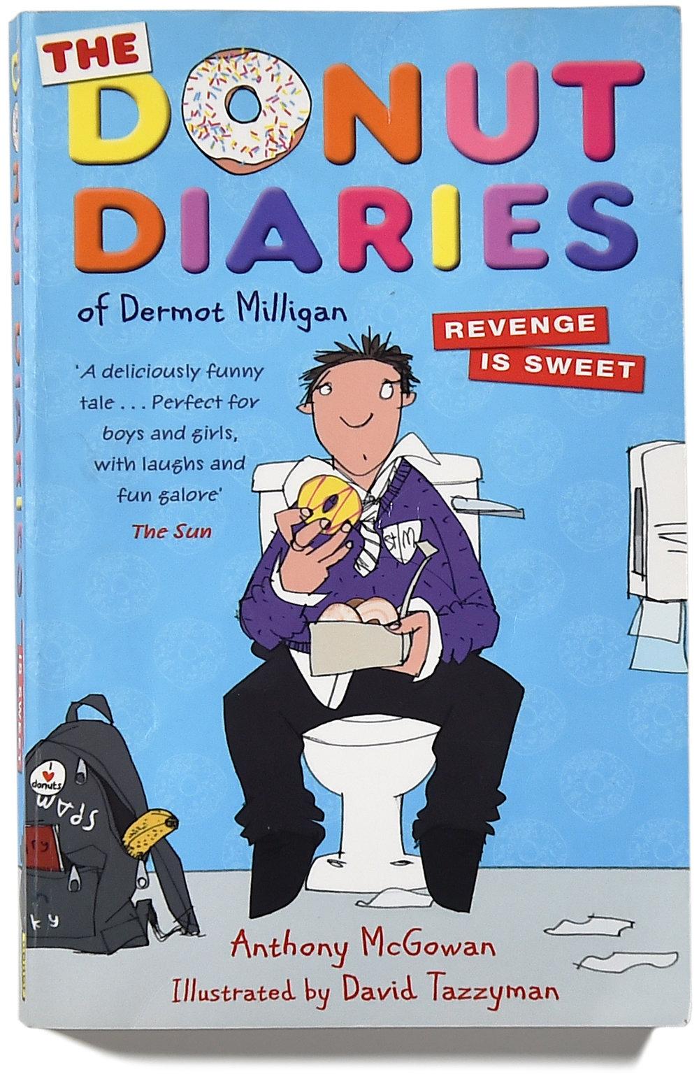Donut Diaries series