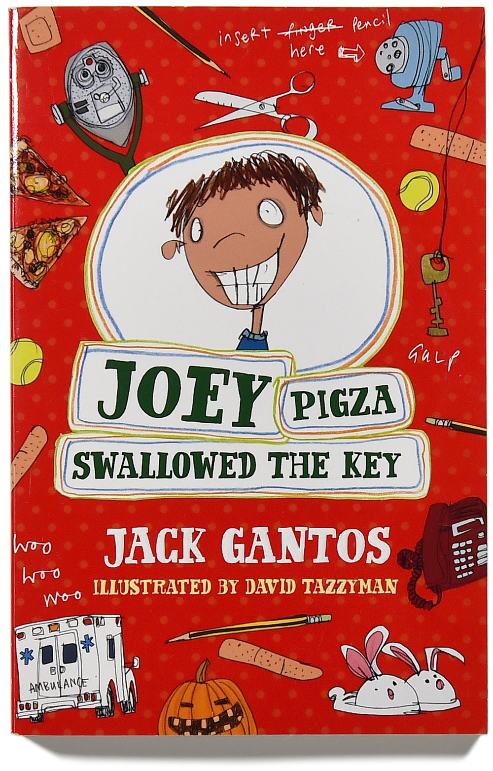 Joey Pigza series