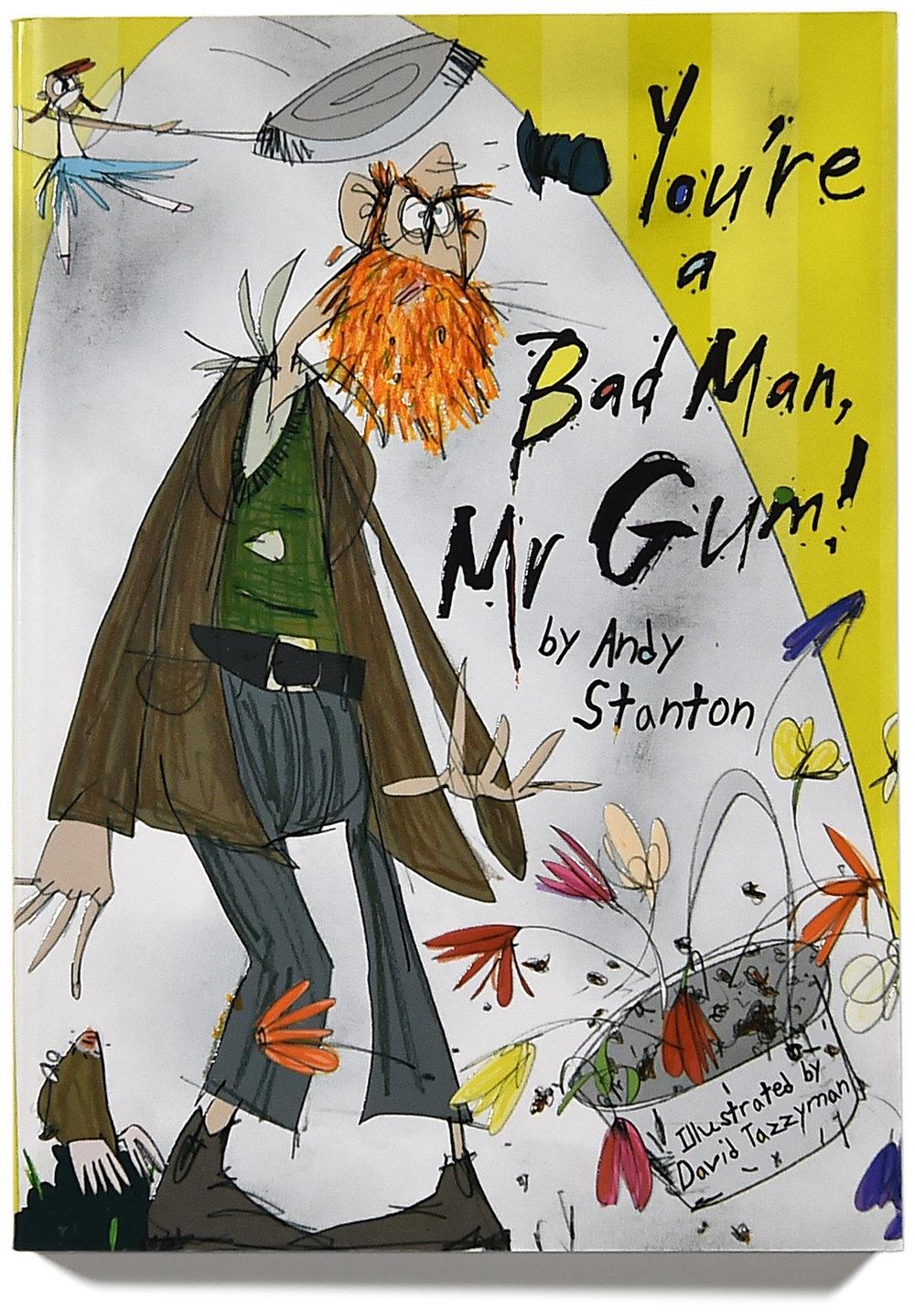 You're a Bad Man Mr gum! cover.FIN.jpg