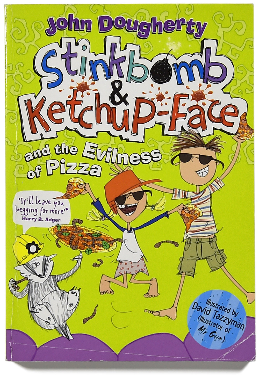 Stinkbomb & Ketchup-Face and the Evilness of Pizza cover.FIN.jpg