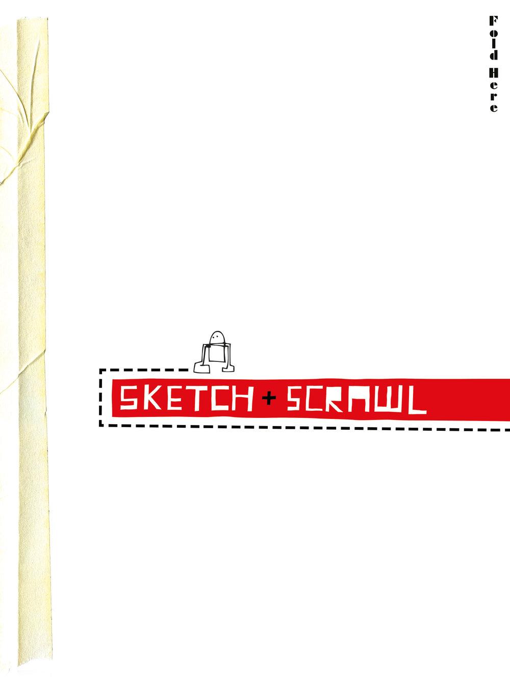 Sketch + Scrawl