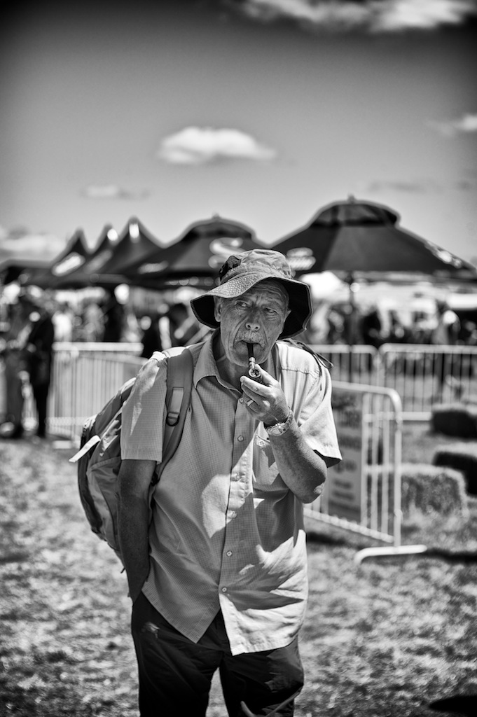 Leica Candid Photography Peace-Pipe