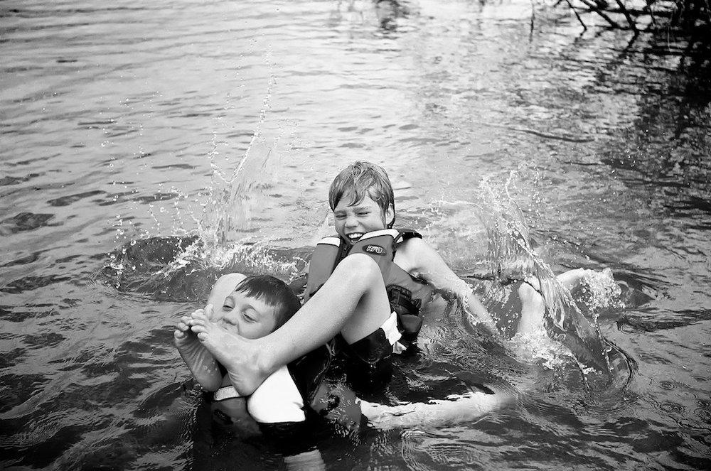 Splashing-Around