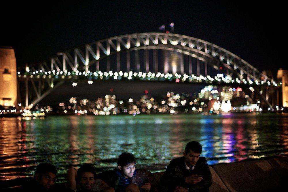 Harbour-after-Dark