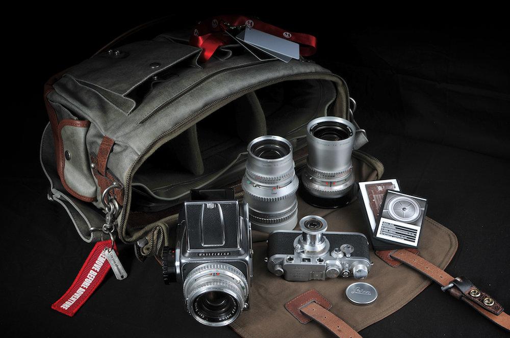 Wotancraft Medium-Format-Bag