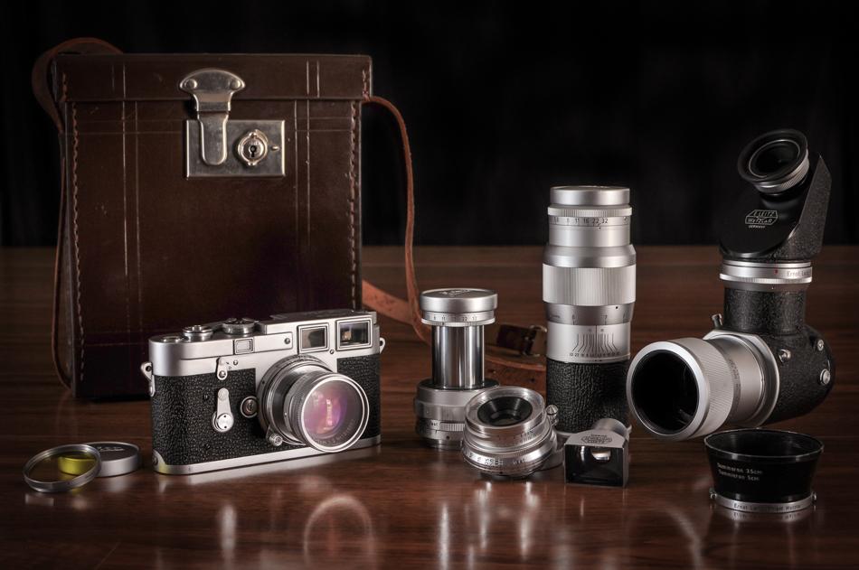 Youxin Ye - Leica-M3-Kit