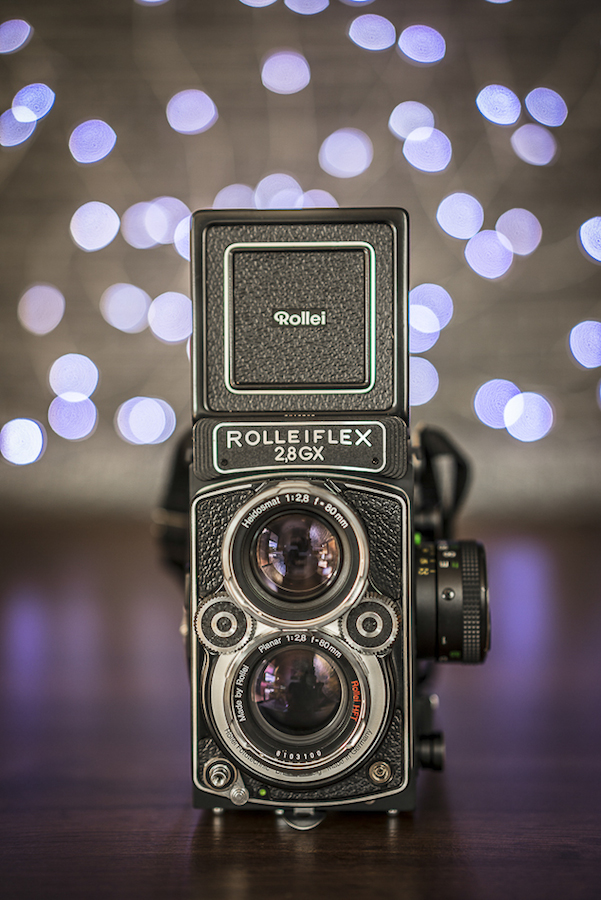 Digibase C41 Kit Rolleiflex Test Roll