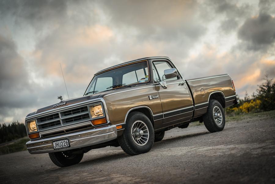 Dodge Ram 150 5