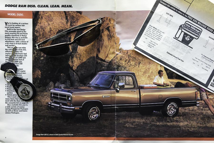 Dodge Ram D150 10