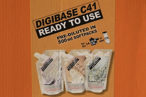 Digibase C41 Kit User Report