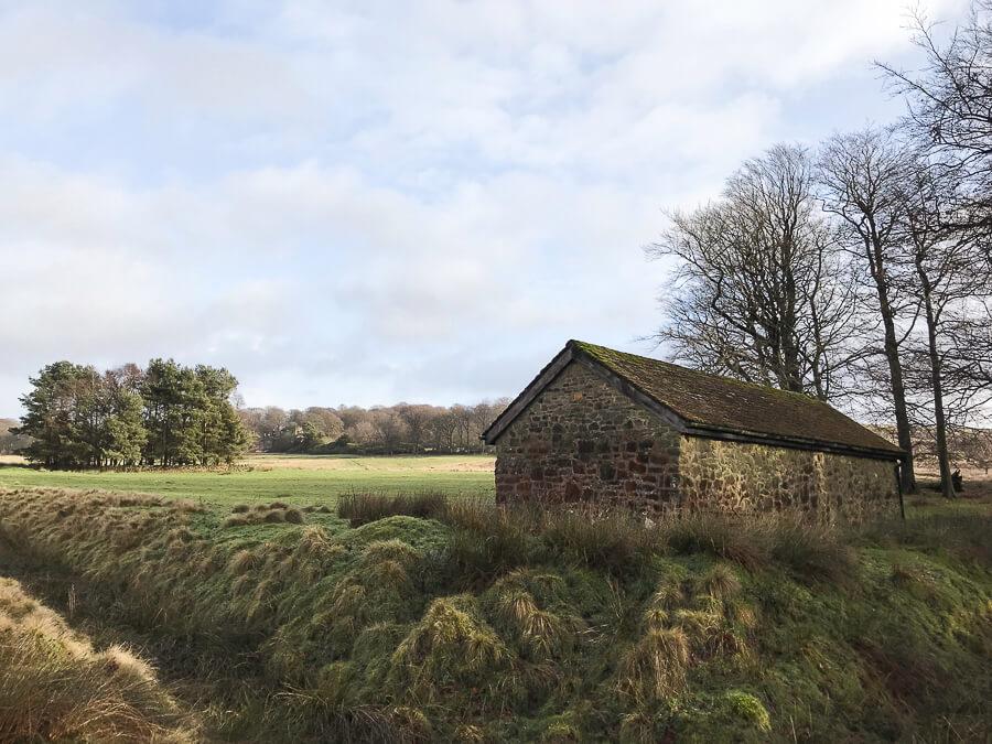 The Reluctant Photographer - Longshaw Barn.jpg