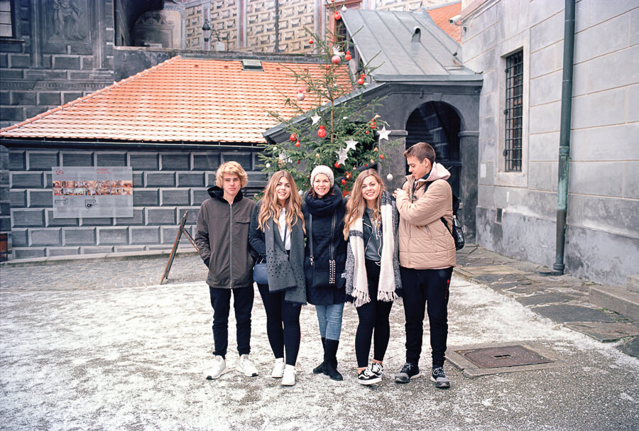 The Reluctant Photographer - Český Krumlov Family.jpg