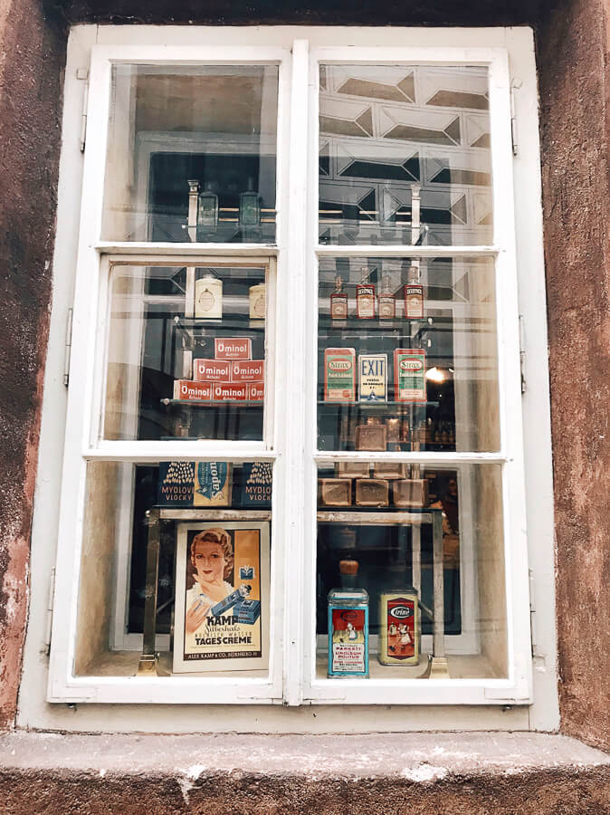 The Reluctant Photographer - Český Krumlov Shop Window.jpg