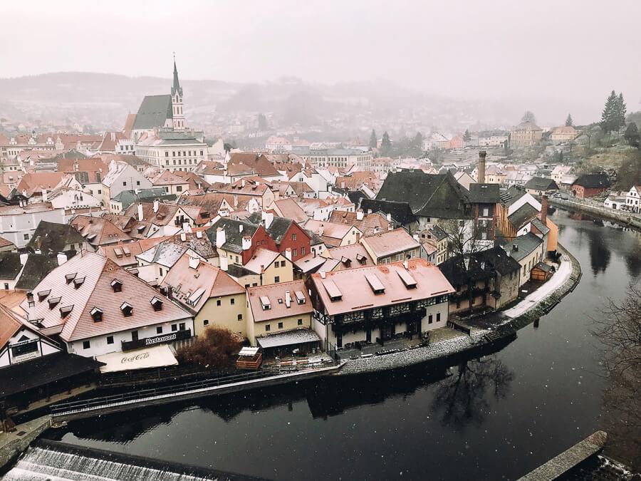 The Reluctant Photographer - Český Krumlov Town.jpg