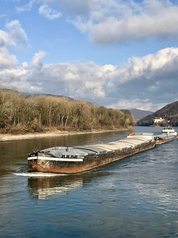 The Reluctant Photographer - Danube Barge.jpg