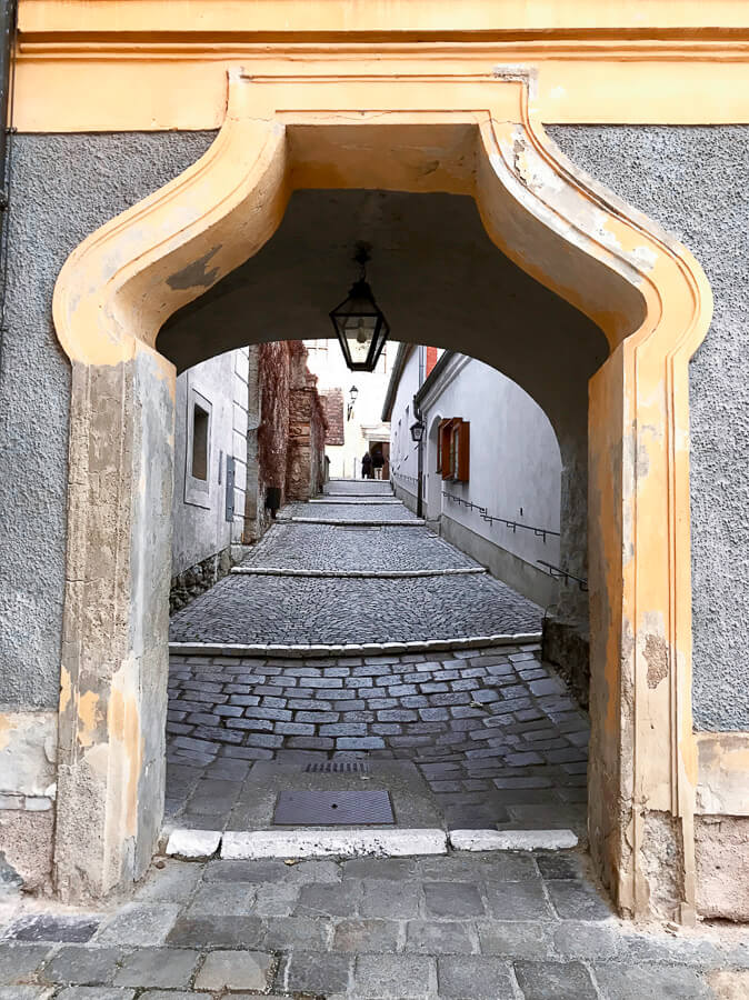 The Reluctant Photographer - Durnstein Archway.jpg