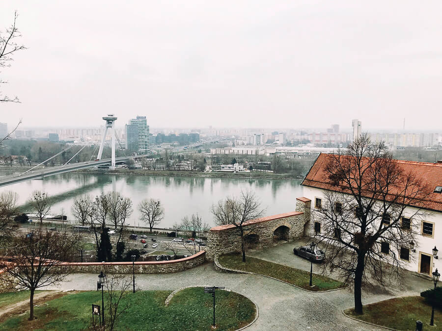 The Reluctant Photographer - Bratislava Slovakia View Across the River.jpg