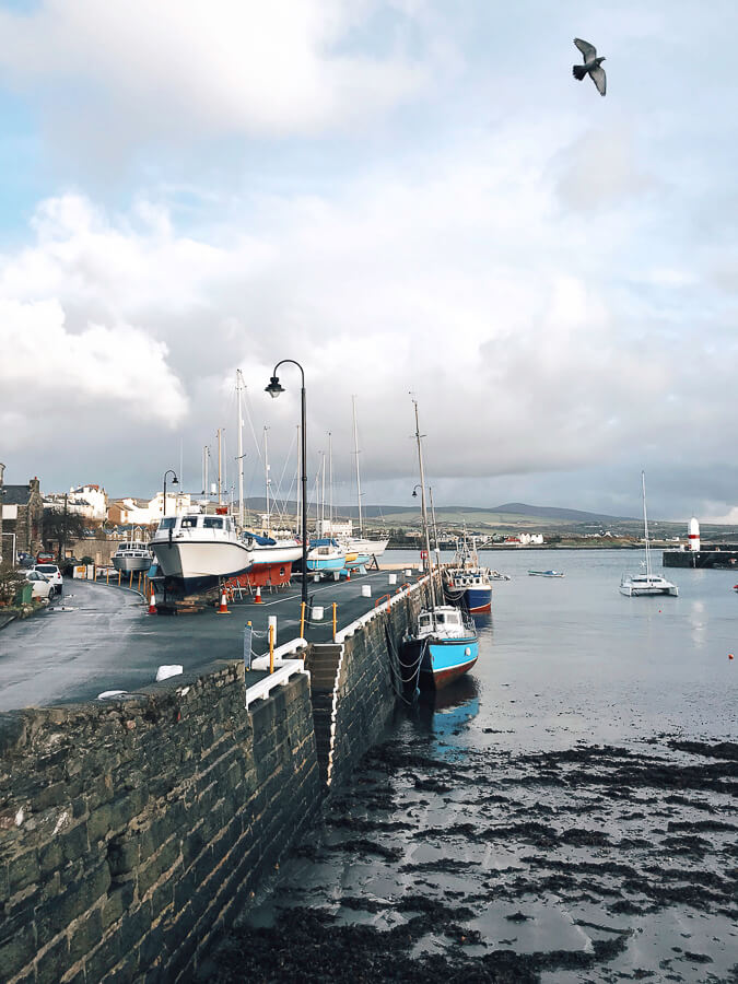The Reluctant Photographer - Isle of Man Port Saint Mary Harbour.jpg