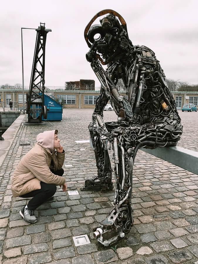The Reluctant Photographer - Denmark Copenhagen Scrap Metal Man.jpg