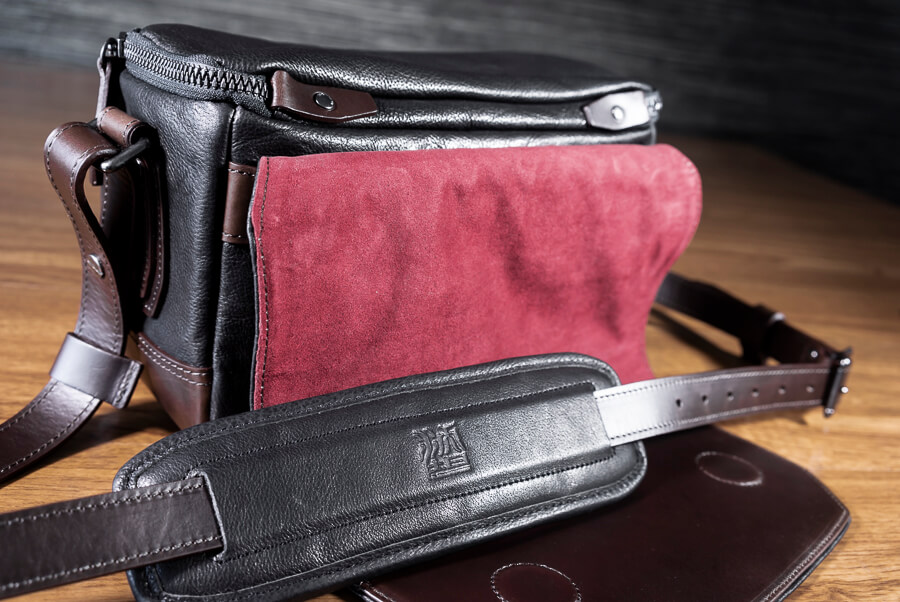 Wotancraft Ryker Small Review - Shoulder Strap Detail.jpg