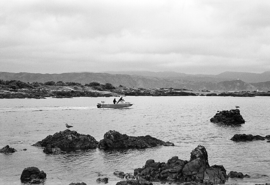 Ilford HP5 Plus - Around the Bays - Going Fishing.jpg