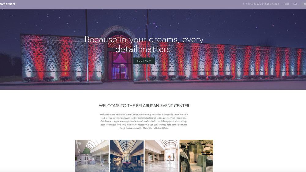 Belarusan Event Center