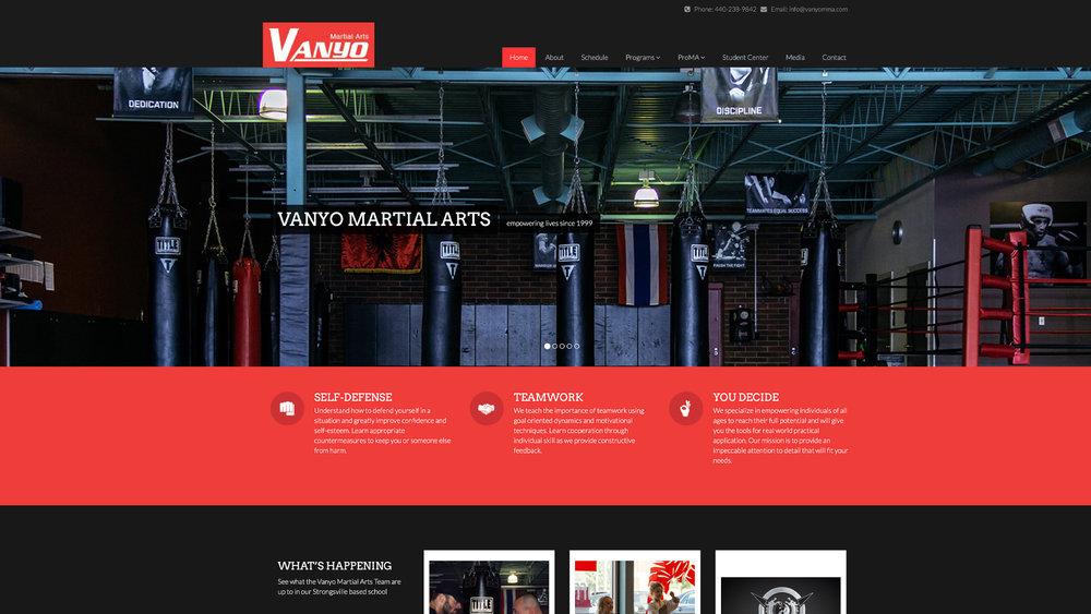 Vanyo Martial Arts