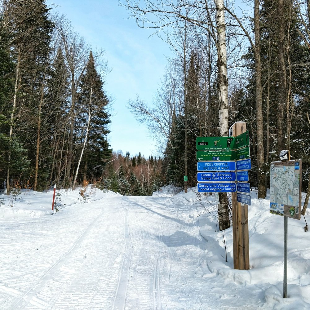 Trail Report - Click the button to view our current trail conditions.