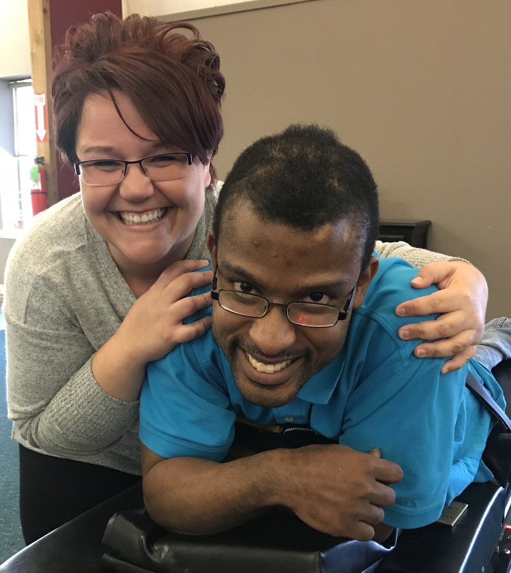 Shared Living - Host homes allow an individual to live in a family setting while receiving needed supports and learning many life skills necessary for independence.