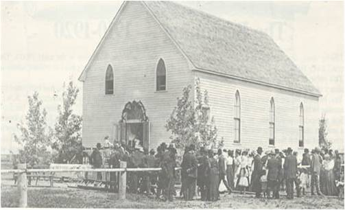 Zoar Mennonite - 1911