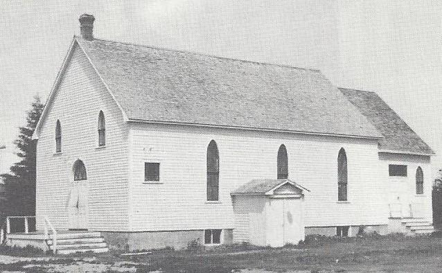 Zoar Mennonite - 1949