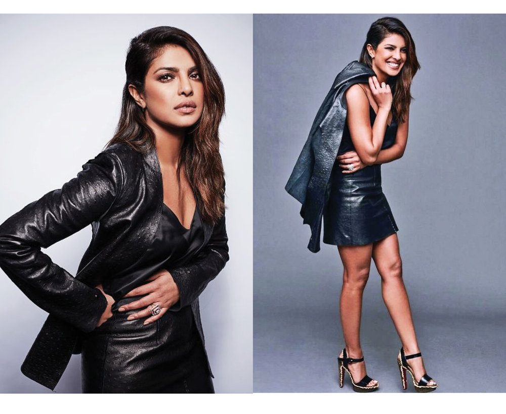 PRIYANKA CHOPRA | HOLLYWOOD REPORTER | SEPTEMBER 2017