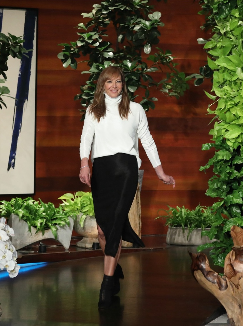 ALLISON JANNEY | WEARING FALL 2019