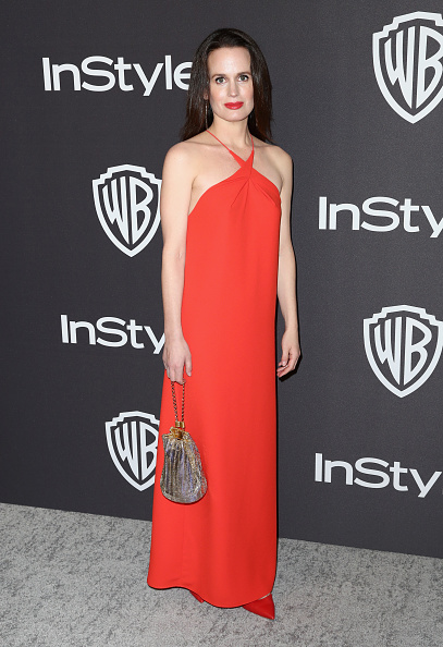 Elizabeth Reaser_InStyle & Warner Bros Annual Golden Globe Awards Post Party 2019.jpg