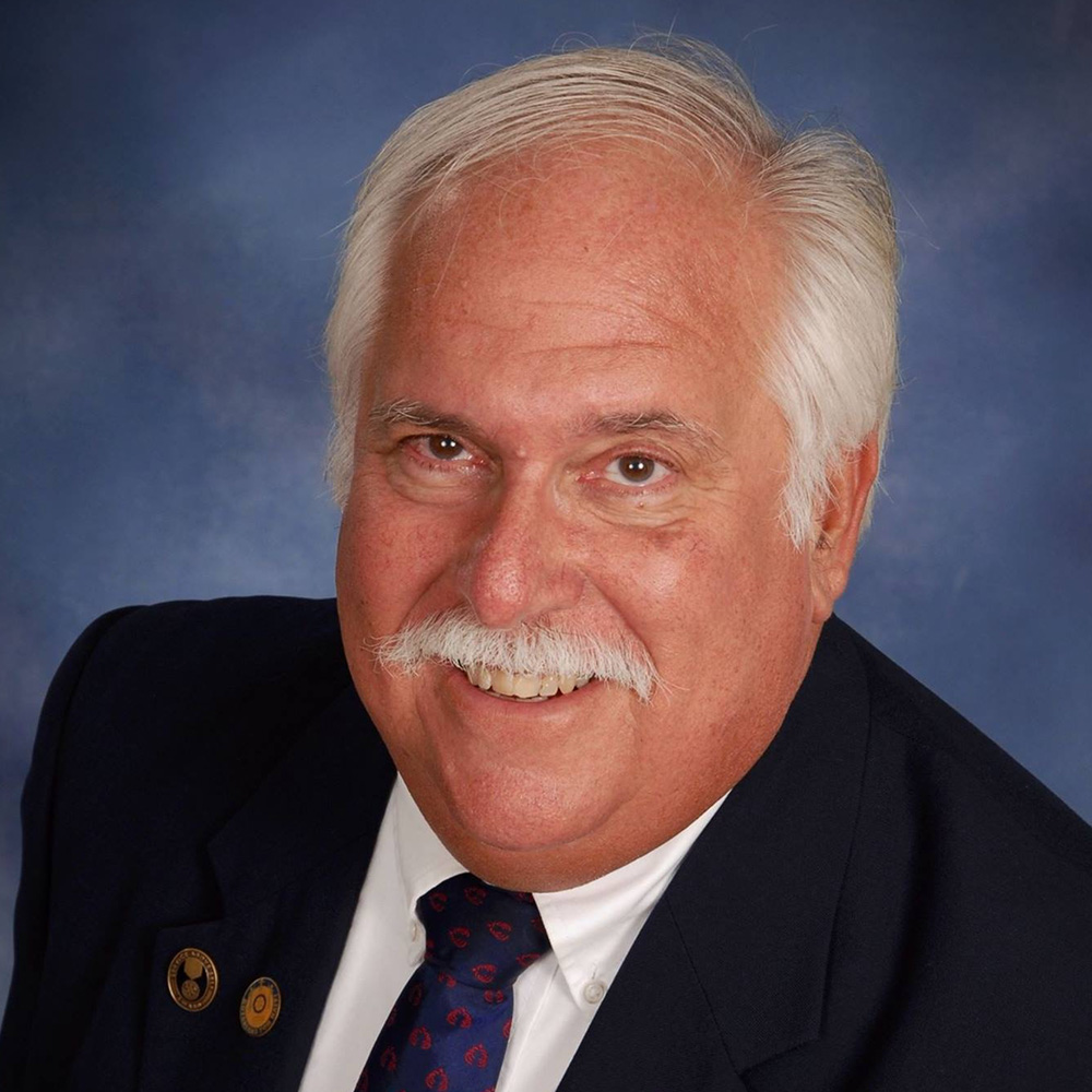PDG Phil Lustig - Treasurer    Boca Raton Sunset, Florida, District 6930