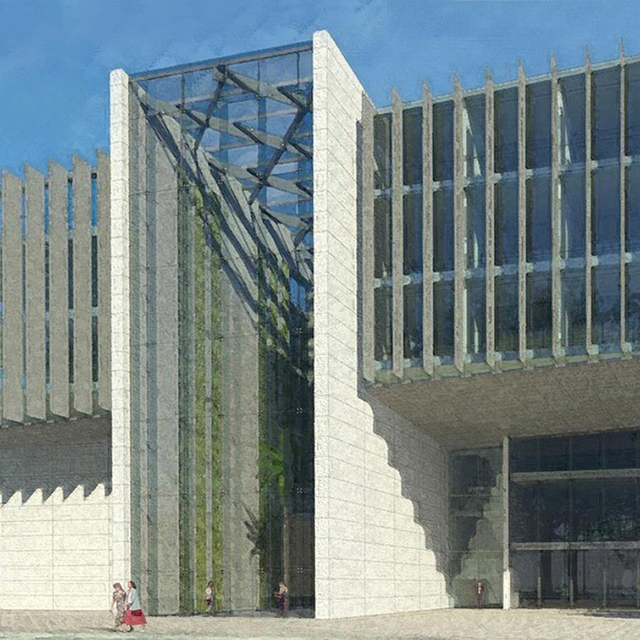 NET ZERO BUILDING • USC
