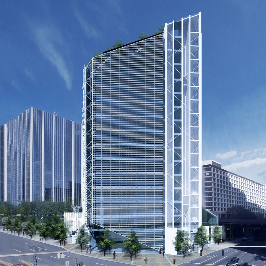 TECHNOLOGY CENTER TOWER • HARTFORD