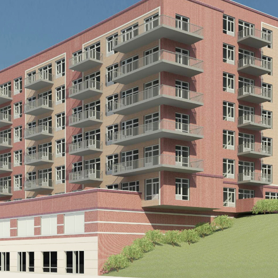 RESIDENTIAL/MIXED USE BUILDING IN RIVERDALE