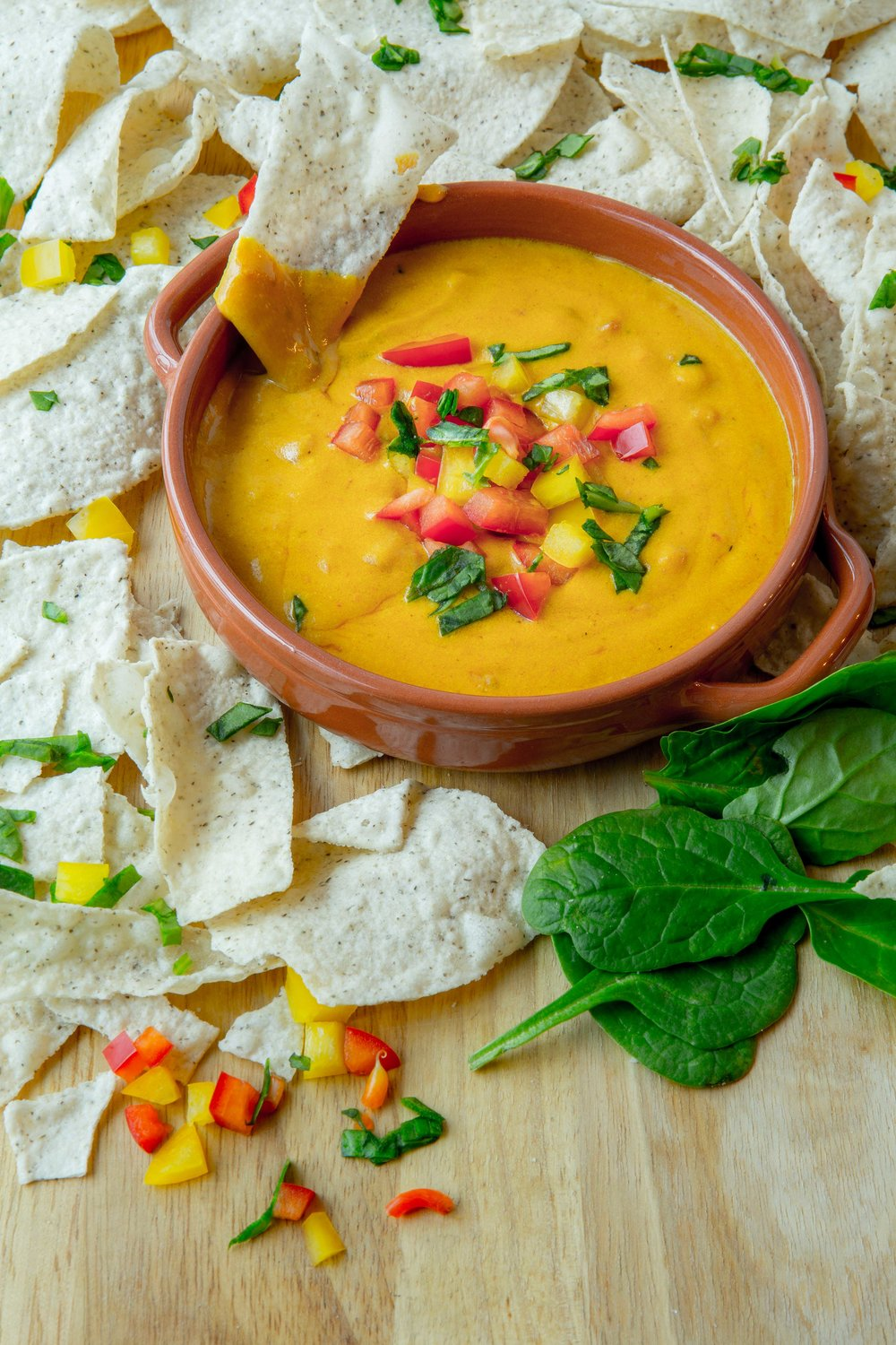 This is my  Dairy Free Copycat of the Famous Rotel Queso ! (Gluten/Grain/Soy Free)! (  Click here   OR the photo to get to that recipe)