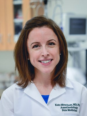 Kate Meacham, MD, PhD - Assistant Professor, Pain Managementemail