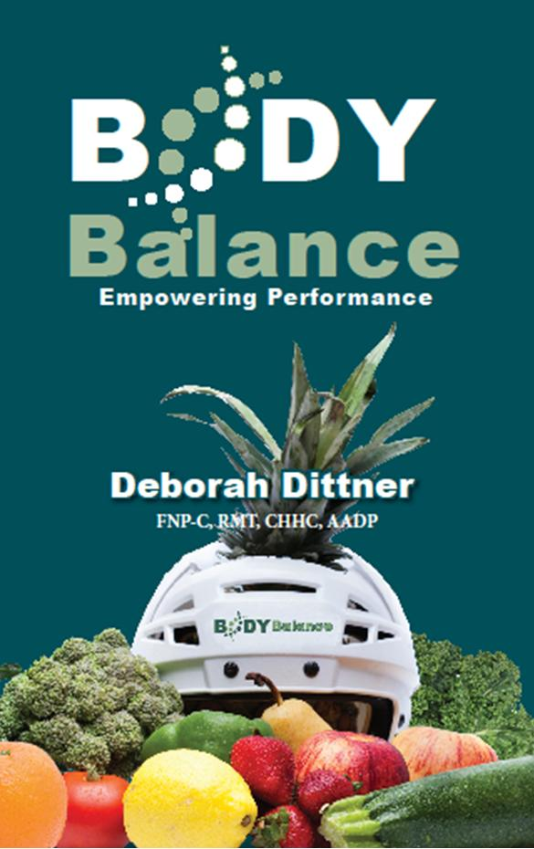 Deb's book,  Body Balance; Empowering Performance